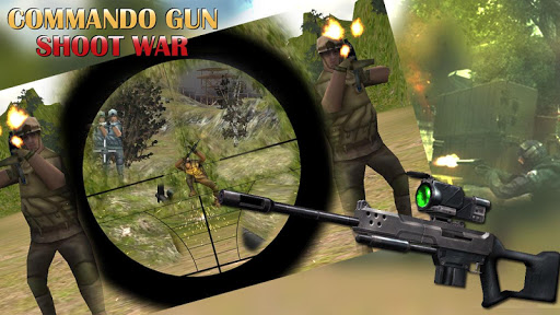 Commando Gun Shooter: Ambush