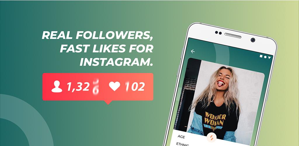 Download Real Followers - Fast & High Quality APK latest