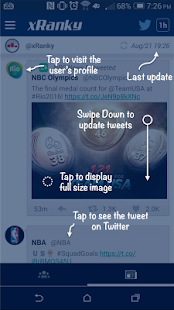 xRanky - TOP Tweets- screenshot thumbnail