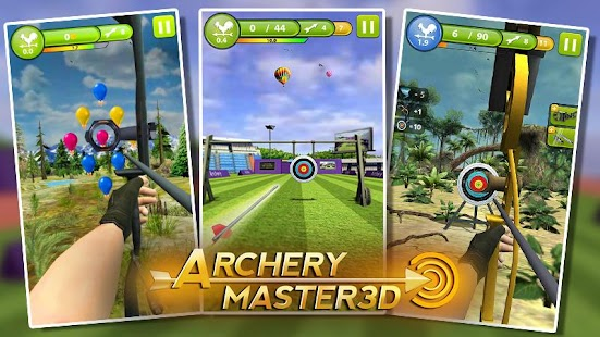 Archery Master 3D Screenshot