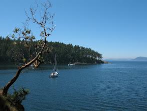 Photo: Day 8: Shallow Bay at Sucia Island.