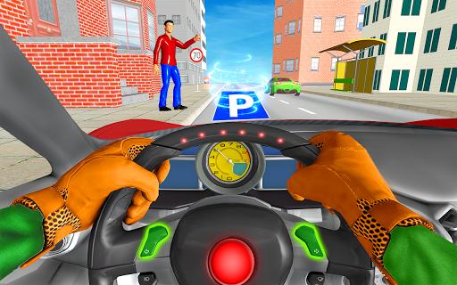 Smart Car Parking Simulator:Car Stunt Parking Game screenshots 2
