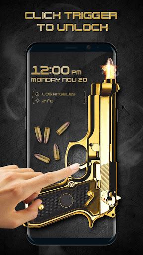 Gun shooting lock screen 9.2.0.1890_guide_text screenshots 2