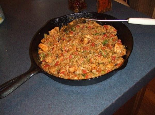 Chicken Bacon Broccoli Rice Recipe