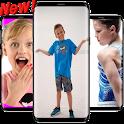 Ninja Kidz  Wallpaper Family HD 4K 2021 icon