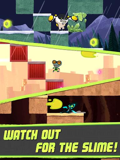 Ben 10 - Super Slime Ben: Endless Arcade Climber filehippodl screenshot 17