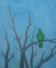 Photo: 静かな雨の降る森、美しい声で鳴く鳥。あるいは予感。 /Jun/2010