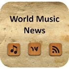 Word Music News icon