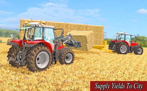Drive Farming Tractor Cargo Simulator ud83dude9c 1.1 screenshots 3