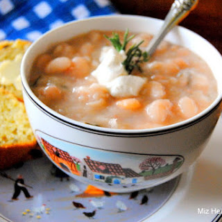 Herb White Bean Soup