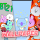 Download Cute xBT21x Kpop Chibi Wallpaper 4K For PC Windows and Mac 1.0.1
