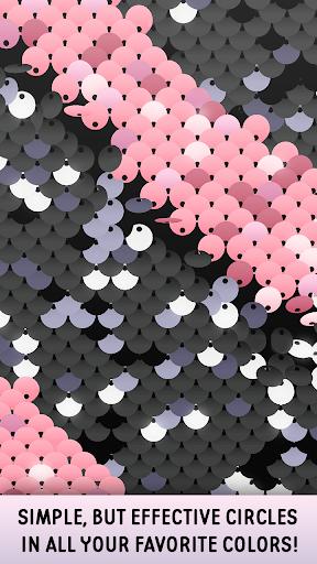 Download Sequin Flip Live Wallpaper App MOD APK 2