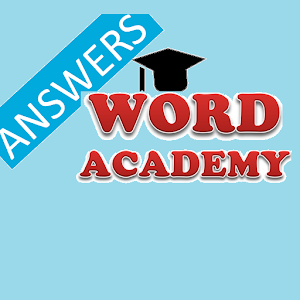 Answers for Word-Academy for PC and MAC