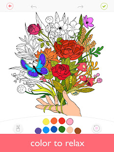 App Colorfy: Adult Coloring Book - Free Style Color APK for Windows Phone