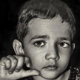 Dodo1 by Sanjit Chowdhury - Babies & Children Child Portraits