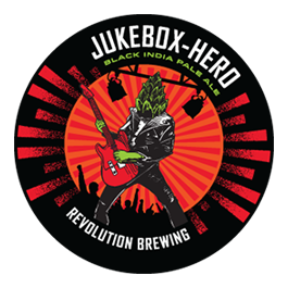 Logo of Revolution Jukebox Hero