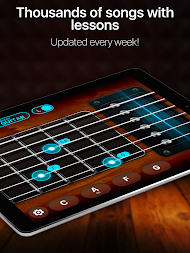 Guitar - play music games, pro tabs and chords! APK screenshot thumbnail 7