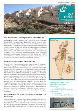 Was und wo sind israelische Siedlungen?