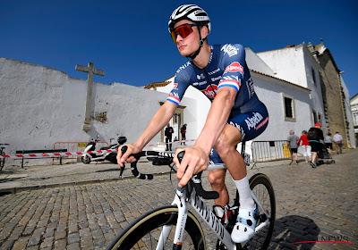 Mathieu van der Poel zal wielerseizoen heropstarten met meerdaagse rittenwedstrijd in Roemenië