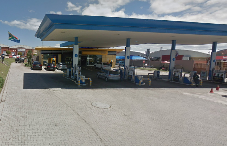 The Sasol garage at Fig Tree was robbed on Thursday night