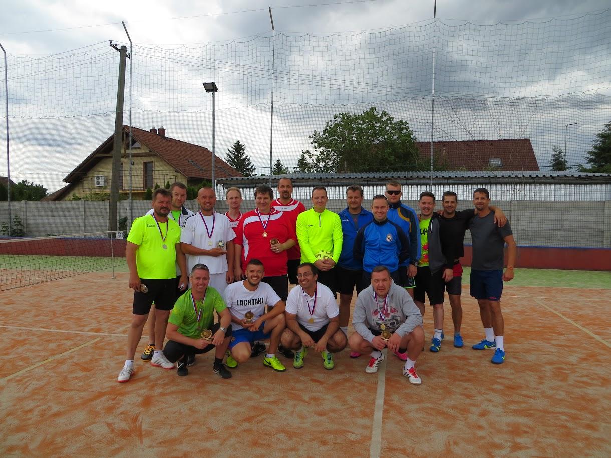 7. amatérsky nohejbalový turnaj trojíc obce Miloslavov 2017 - Fotografie