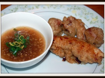 Sweet And Sour Sauce For Chicken/pork/fish Recipe