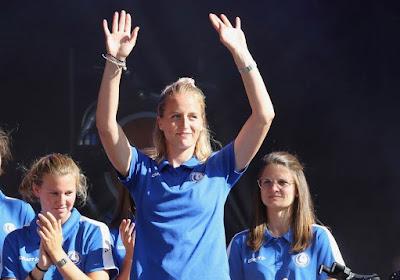 Zwitserse verlaat KAA Gent Ladies voor avontuur in Frankrijk