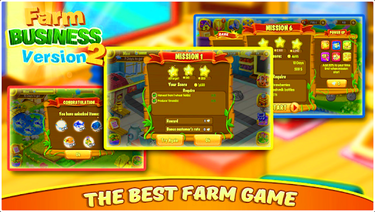 Download Farming Farm House Frenzy Market For PC Windows and Mac apk screenshot 3