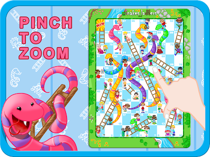 Snakes and Ladders- screenshot thumbnail