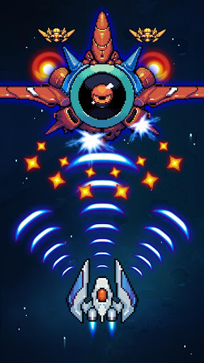 Galaxiga - Classic 80s Arcade Space Shooter - screenshot