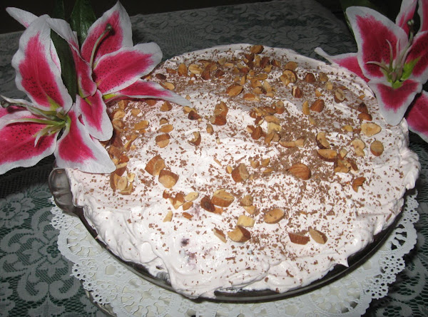 Raspberry Chocolate Hazelnut Cream Pie Recipe