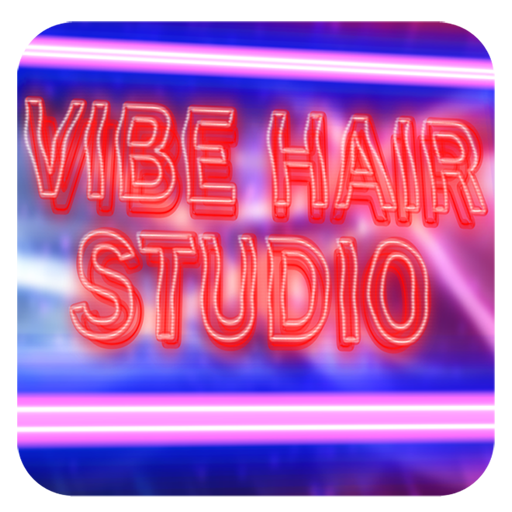 Vibe Hair Studio LOGO-APP點子