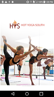 Hot Yoga South- screenshot thumbnail