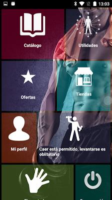 MASmusculo - screenshot