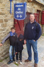 Photo: La Famille Dumesnil en Bretagne (Saint Malo)