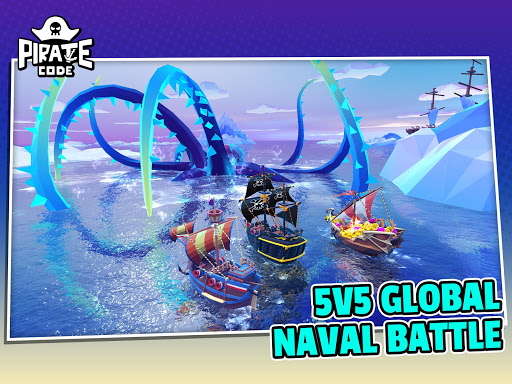 Pirate Code - PVP Battles at Sea 1.1.4 screenshots 6