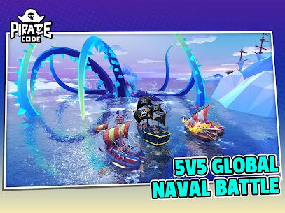Pirate Code – PVP Battles at Sea – MOD (Speed up/Torpedo) 6