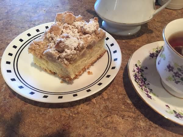 New York Style Coffeecake Recipe