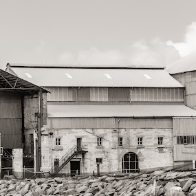 an old factory  by Vesna  Podkrajac - Buildings & Architecture Other Exteriors
