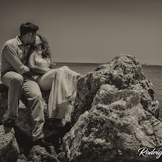 Wedding photographer Rodrigo Jimenez (rodrigojimenez). Photo of 04.10.2017