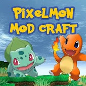 Pixelmon mod craft