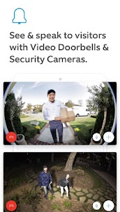 Ring doorbell – Always Home 1