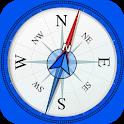 Digital Compass & Navigator 2019 icon
