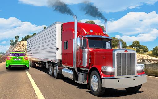 PK Cargo Truck Transport Game 2018 screenshots 14