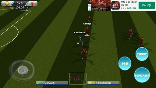 Playing Football 2020 android2mod screenshots 3