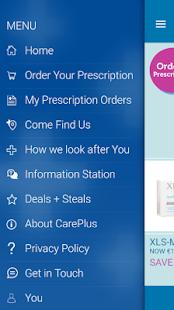 CarePlus Pharmacy - náhled