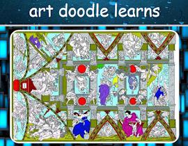 art doodle learns - screenshot thumbnail 01