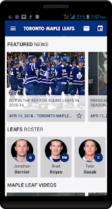Maple Leafs Mobile screenshot 2