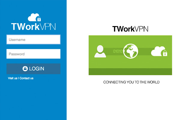 TWork VPN Security