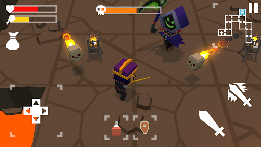 Treasure Dungeon - Action RPG - screenshot